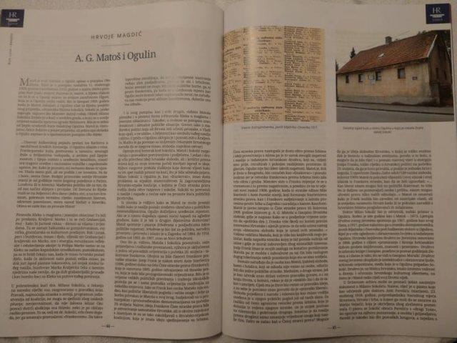 Ogulin.eu Ugledni časopisi Matice hrvatske objavili stručne tekstove profesora Hrvoja Magdića
