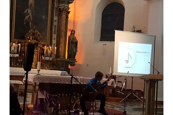 Ogulin.eu Održani koncerti Osnovne glazbene škole Ogulin