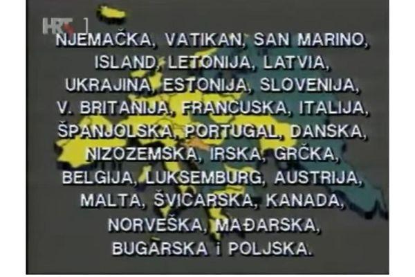 Ogulin.eu 15. 1. Mađunarodno prizananje Hrvatske i kraj mirne reintegracije