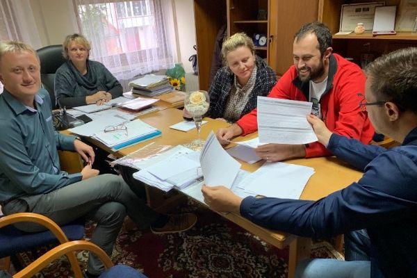 Ogulin.eu Kroz nagrađivan projekt nastavnika Rumenovića europski srednjoškolci uče o novcu