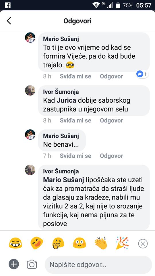 Ogulin.eu Lipošćak: Do kada će suprug SDP-ove zamjenice gradonačelnika prijetiti meni i mojoj obitelji i koristiti za to sustav MUP-a?