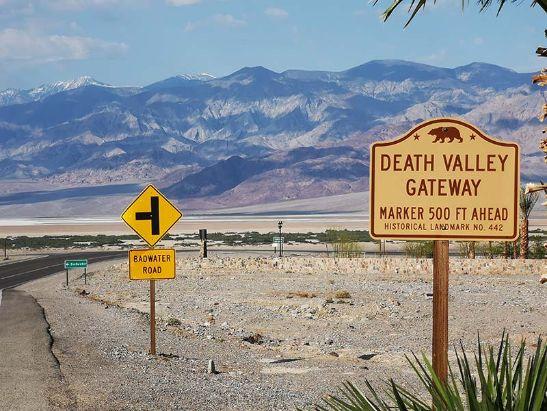 Ogulin.eu U Dolini smrti izmjerena dosad najviša temperatura na Zemlji
