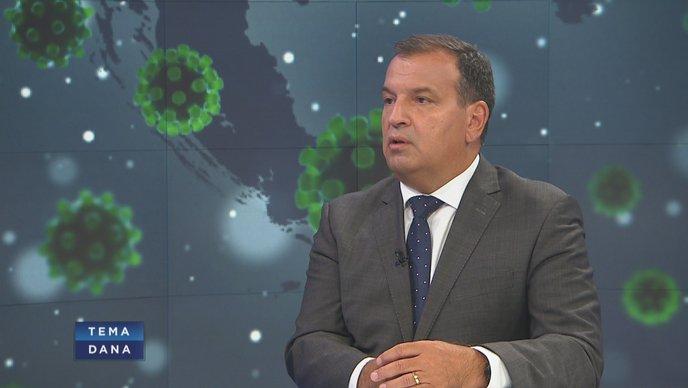 Ogulin.eu Ministar Beroš: Sve odluke su usmjerene očuvanju zdravlja i života građana