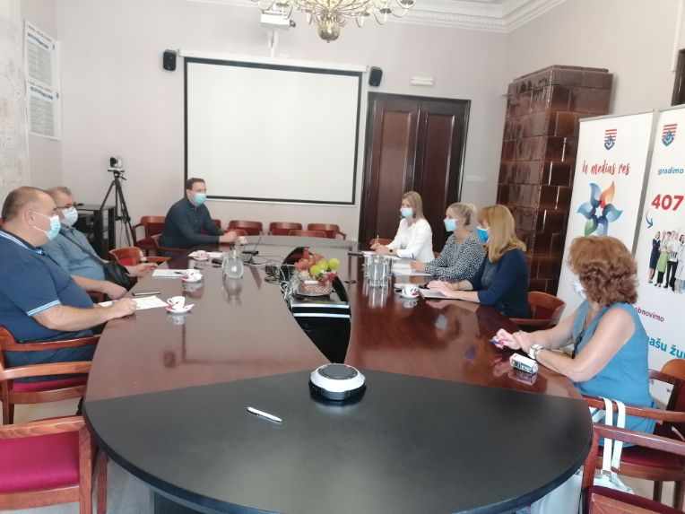 Ogulin.eu Potpisan novi Sporazum o osnivanju Gospodarsko-socijalnog vijeća Karlovačke županije