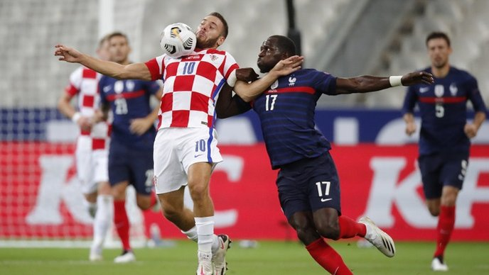 Ogulin.eu Liga nacija: Hrvatska izgubila od Francuske