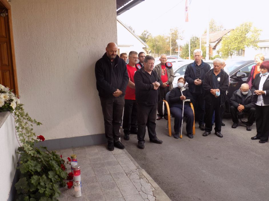 Ogulin.eu Komemoracija u Međuvođama na 75. obljetnicu žrtava