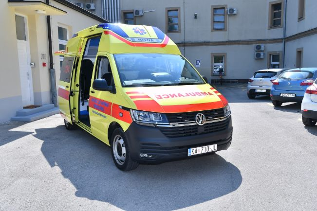Ogulin.eu Novo vozilo za Zavod za hitnu medicinu Karlovačke županije