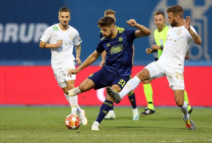 Ogulin.eu Dinamo protiv Ferencvaroša u Budimpešti nastavlja borbu za Ligu prvaka