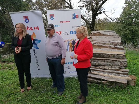 Ogulin.eu Karlovačka županija osigurala 2 milijuna kuna u svrhu pomoći za nabavku ogrijeva