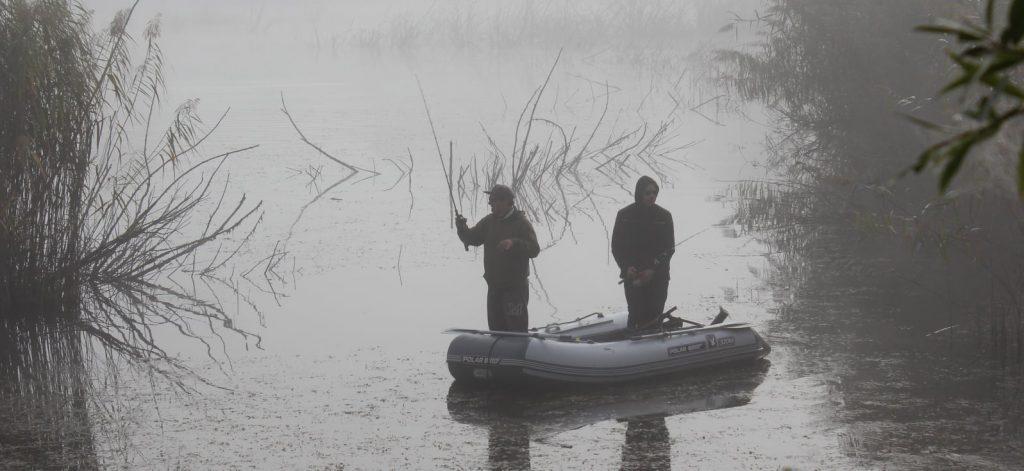 "Ogulin.eu 2. kolo ""Pike Masters lige"" obilježio težak ribolov i malo riba"