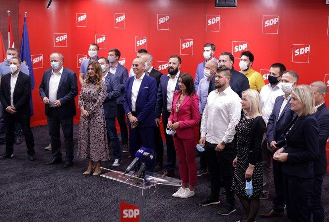 Ogulin.eu Domitrović u Glavnom odboru SDP-a zajedno s Damjanovićem iz Plaškoga, Grbin predsjednik